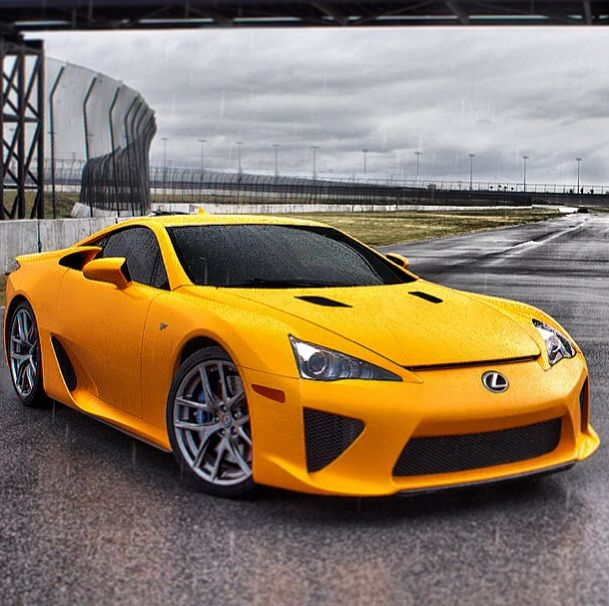 Lexus Lfa Yellow: 132 Best Newport Lexus Vehicles Images On Pinterest