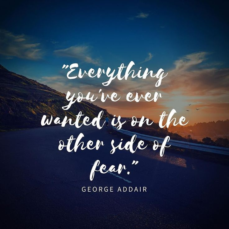 Quote of the day   #quote #quotes #quoteoftheday #fear #life #motivation #canvalove #canva @canva #georgeaddair #typo #typography #inspiration