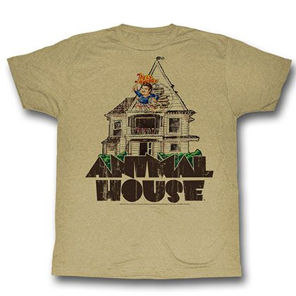 Animal House Flag Flyer T-Shirt