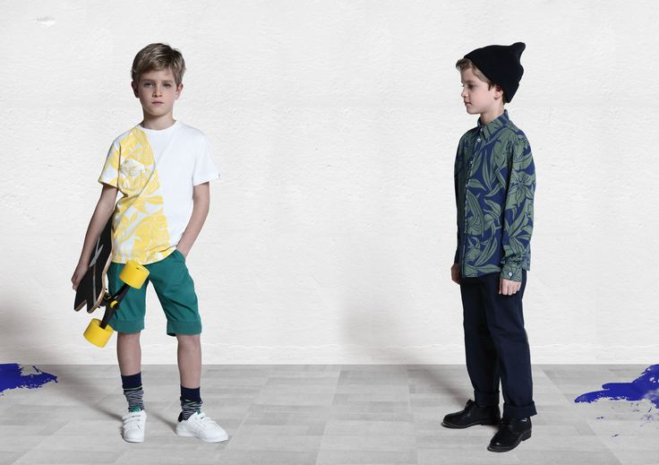 #MythsKids spring summer collection www.myths.it