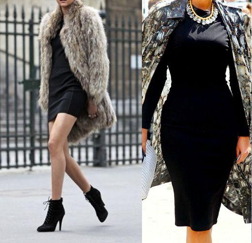 Το Διαχρονικό Little Black Dress   Misswebbie.gr