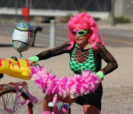 Best Triathlons for Beginners: Cruiserman Triathlon in Tempe, AZ #SelfMagazine
