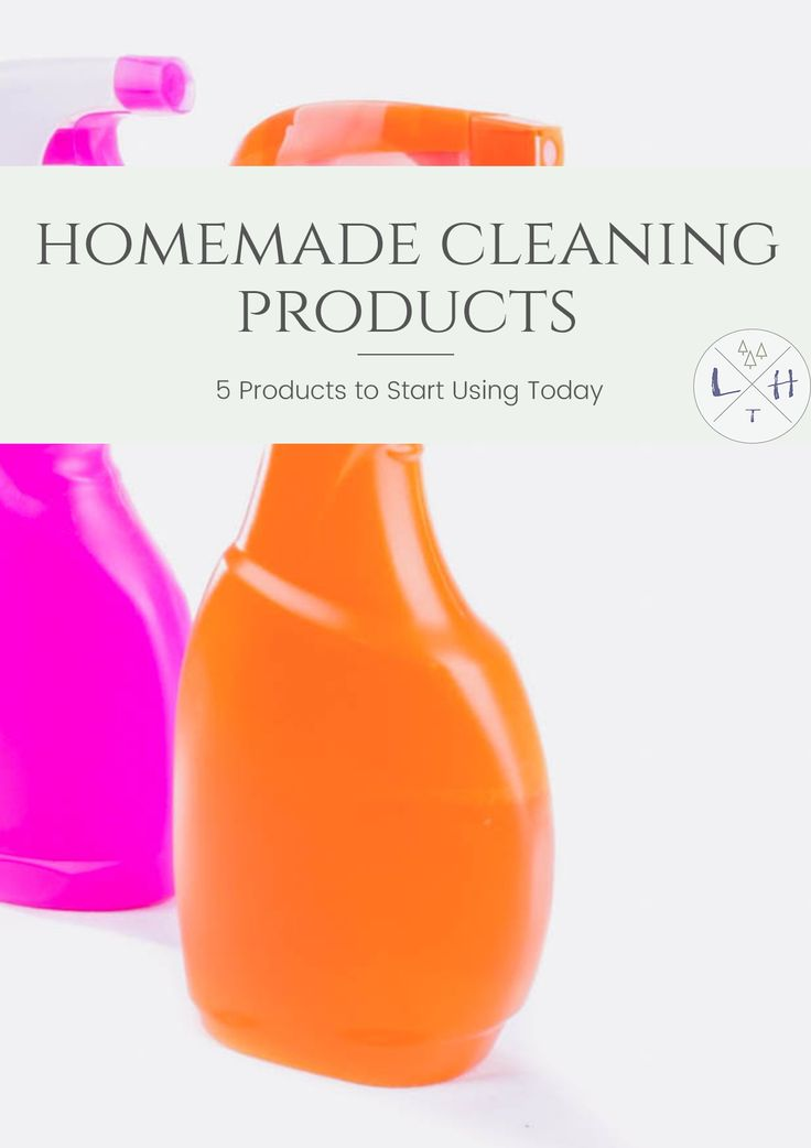 Some of the best homemade cleaning products include fewer than 4 ingredients that are inexpensive and easy to find and these can help your family's health. via @lavenderhytta