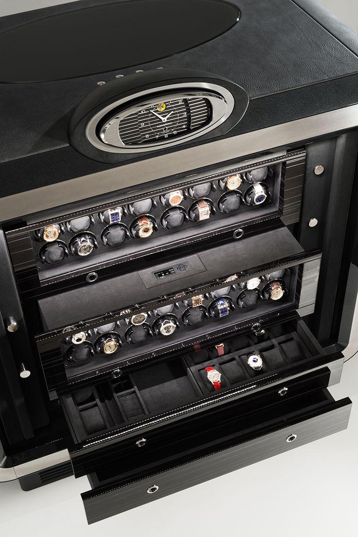 Luxury Safe Box by  BUBEN & ZORWEG