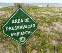 Área de Preservação Ambiental. Projeto Dunas e Restingas. :: Prefeitura Municipal de Matinhos ::