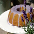Sockerkaka med lavendel och vanilj! - Recept från Mitt kök - Mitt Kök