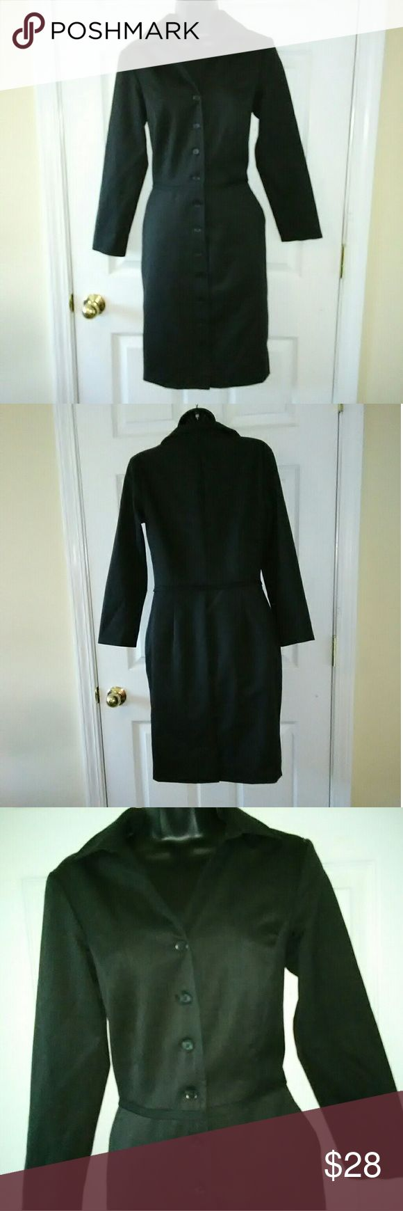 "American Airlines 4 genuine bc stewardess dress Mint condition.  16"" armpit to armpit 13.25"" across waist 22"" across hips 40"" length American Airlines Dresses"