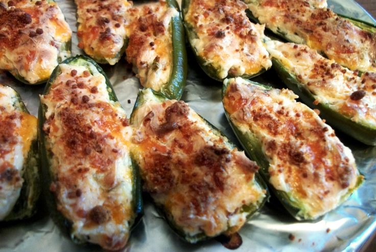 Heart of a Country Home: Cream Cheese & Bacon Stuffed Peppers aka Poppers!