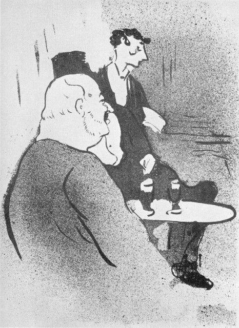 Henri de Toulouse-Lautrec Drawings 016