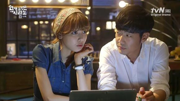 dating now korean drama review