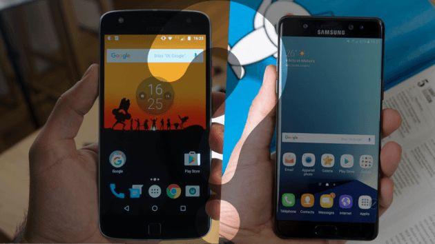 Pourquoi le Moto Z est une bonne alternative au Galaxy Note 7 - http://www.frandroid.com/marques/lenovo/384904_pourquoi-le-moto-z-est-une-bonne-alternative-au-galaxy-note-7  #Android, #Lenovo, #Smartphones