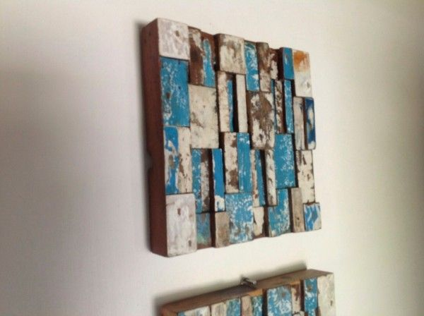 Upcycled Sailboat Art | Recyclart http://www.recyclart.org/2014/06/upcycled-sailboat-art/