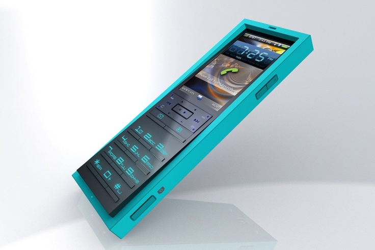 SaY Mobile phone by blueMap design