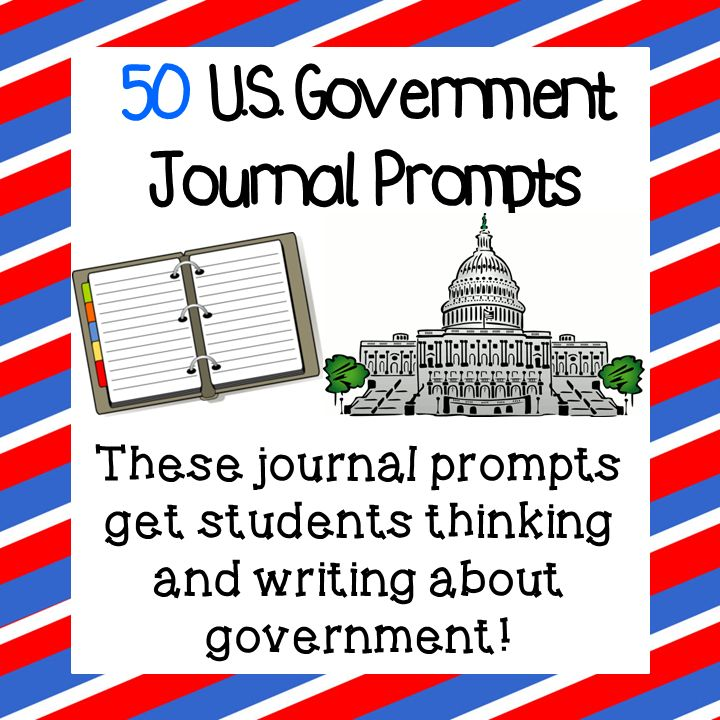 Subjects to write about government