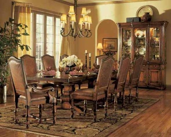 Formal Dining Room Decor Exceed Your Limits
