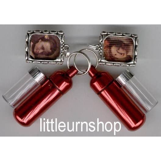 AE,Cremation Urn,Keychain Urn,Memorial Urn,Cremation Jewelry,Keepsake Urn Listing in the Human,Cremation Urns,Memorials & Funerals,Occasions & Seasonal Category on eBid United States | 152250022