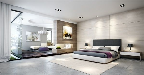 97 best Schlafzimmer images on Pinterest Master bedrooms, 3/4 beds