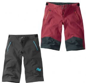 Madison Flo Womens Softshell Shorts The cold weather short! Waterproof softshell fabric combined with durable knee panelling makes this the perfect trail short for serious cold weather riding 2-way mesh backed zippers running up the len http://www.MightGet.com/april-2017-1/madison-flo-womens-softshell-shorts.asp