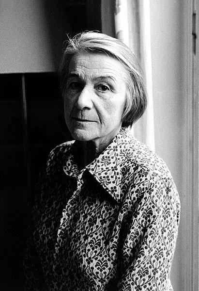 """""""L'assistante d'Alain était Anne Sarraute… qui m'a fait connaître sa mère, Nathalie Sarraute. Avec son visage de sioux elle était la plus belle"""" A.Varda"""