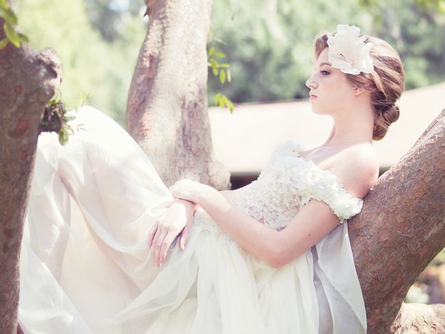 Photoshoot: 'A Love That's Pure' by Ashley Holloway