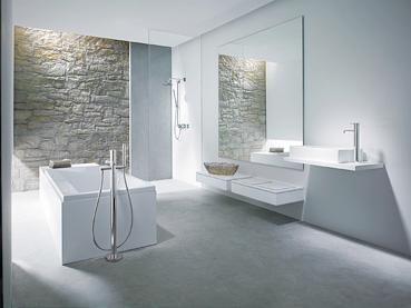 bagni moderni bianchi - cerca con google | bagni | pinterest ... - Architettura Bagni Moderni