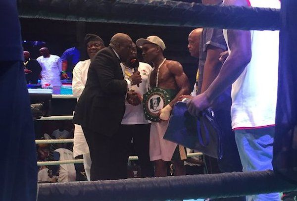 "GOtv Boxing Night 13: Joe Boy promises Egyptian opponent hell: Nigeria's Oto Joseph,""Joe Boy"", who is billed to fight Egyptian Abdulrahim…"
