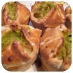Brokkolis krémsajtos muffin recept képpel.