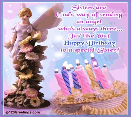 The 25 best ideas about Birthday Wishes For Sister – Birthday Greeting for Sister