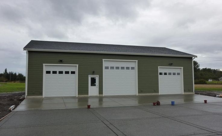 1000 images about garages on pinterest garage flooring for Garage and shop buildings