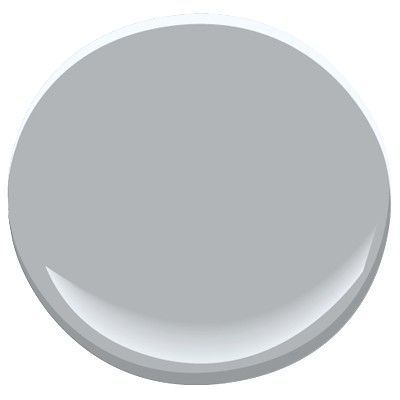 Benjamin Moore Silent Night. Perfect neutral color for all main living areas.