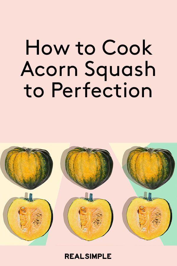 How To Cook Acorn Squash To Perfection Acorn Squash