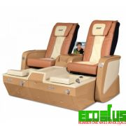 NS288 Double Spa Pedicure Chair , Guarantee lowest price on the market for Pedicure chairs and nail salon products . Call now to get off 30% , See more at : http://econail.us/product-category/2000-3000-pedicure-chairs/