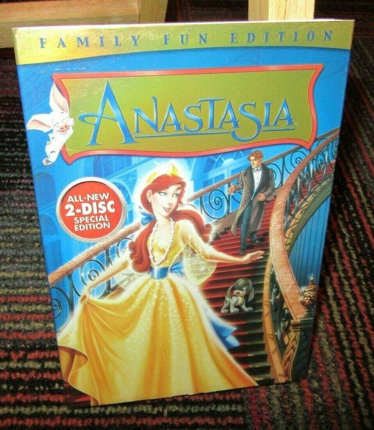 Anastasia bartok magnificent family fun edition 2disc