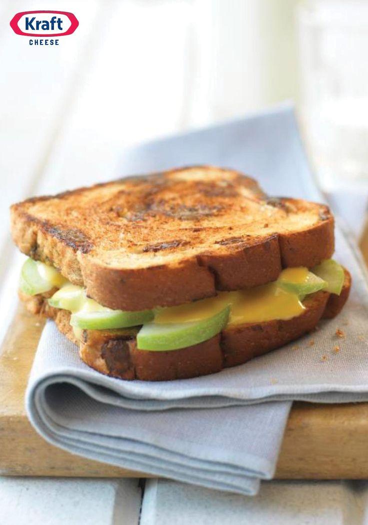 Cheesy Apple-Cinnamon Raisin Grill — Kids and grown-ups ...