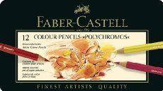 Faber-Castell Polychromos Colored Pencils Review