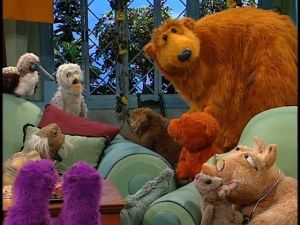 Bear in the Big Blue House: Storytelling with Bear DVD Review