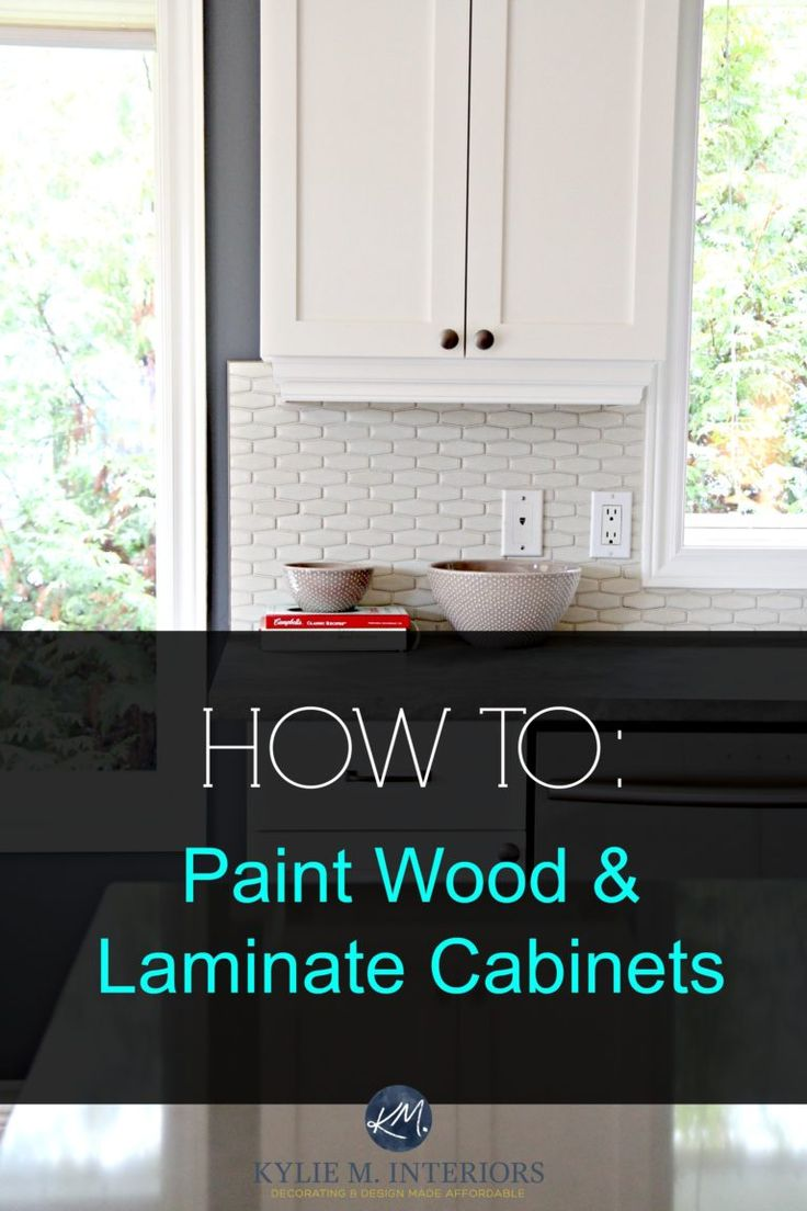Painting Laminate Cabinets The 25 Best Ideas About Paint Laminate Cabinets On Pinterest