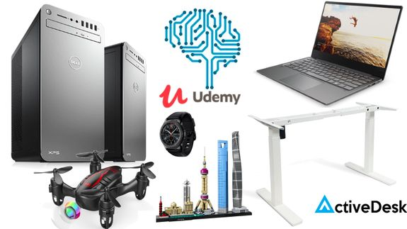 Presidents Day tech deals include the #samsung Gear S3 smartwatch Dell laptops and camera drones