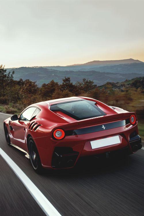 artoftheautomobile:  Ferrari F12tdfviaevo