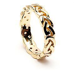 Briana Celtic Wedding Ring $740.00