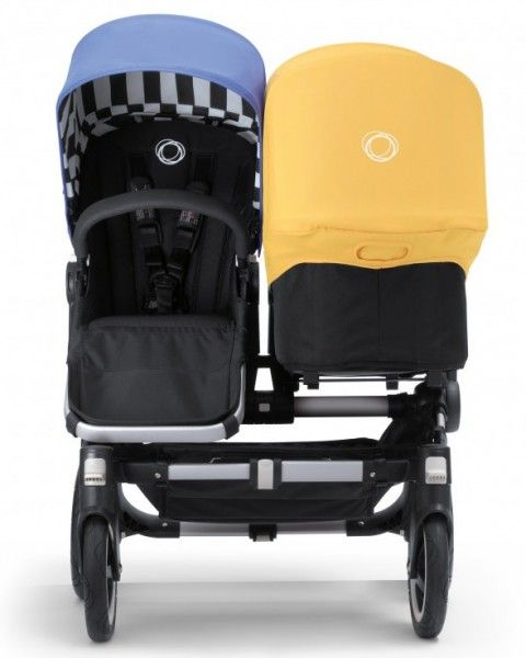 Retrofy your pram with new canopies for Bugaboo Bee, Donkey and Cameleon3 - http://babyology.com.au/out-and-about/retrofy-your-pram-with-new-canopies-for-bugaboo-bee-donkey-and-cameleon3.html
