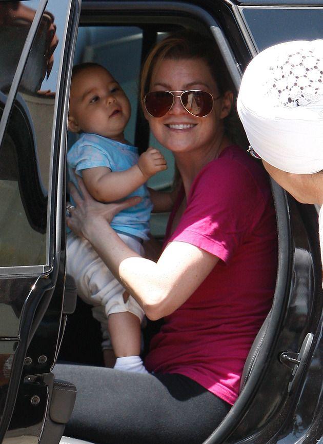 Cute Pics: Grey's Anatomy Stars With Their Kids