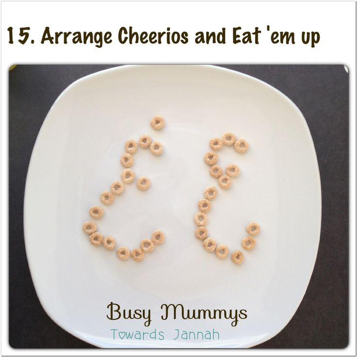 15. Cheerios