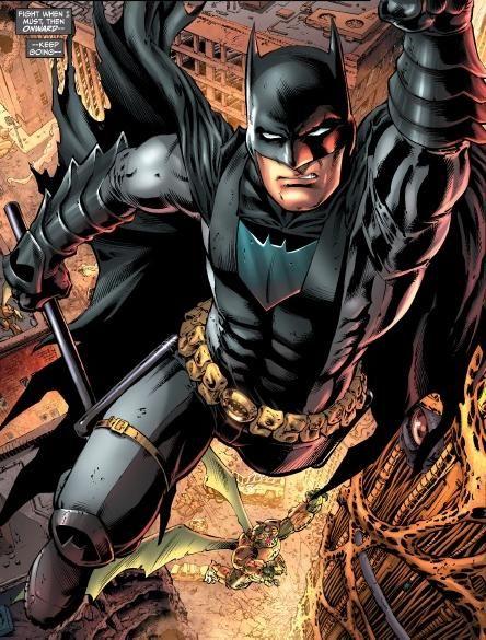 Batman #batman #comics #the_dark_knight