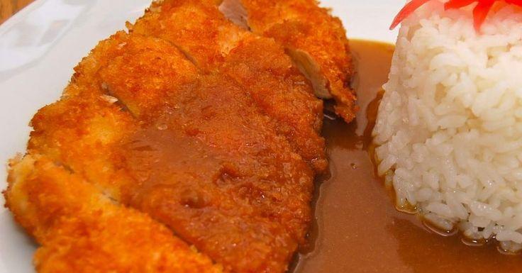 Thermomix Chicken Katsu Curry
