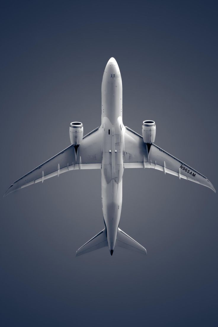 Photograph AeroMexico 787 by Eric on 500px
