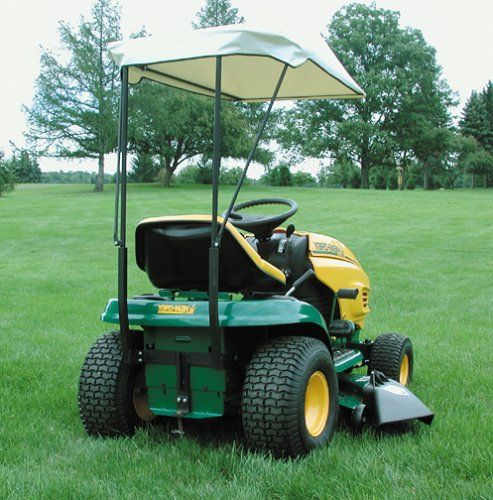 OEM FAST ATTACH DELUXE TRACTOR CANOPY SUNSHADE