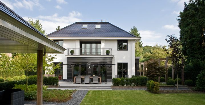 EVE-architecten - Villa te Bennekom