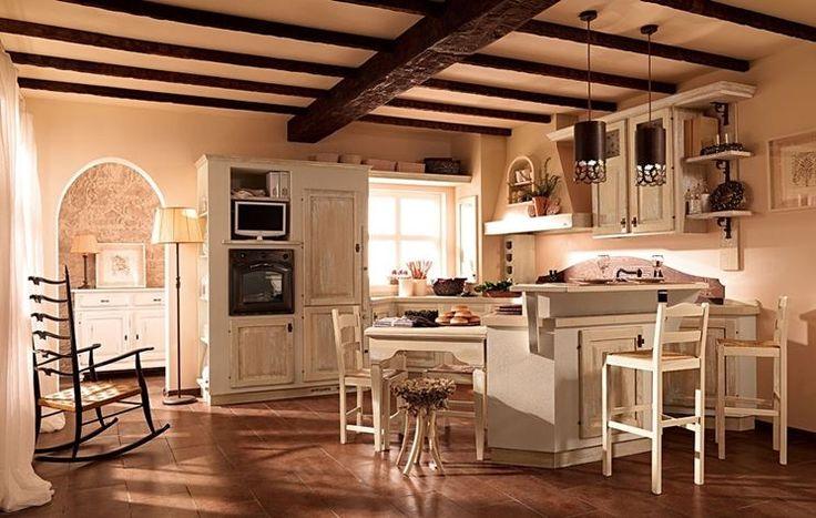Voglia di calore e tradizione, senza tuttavia rinunciare al comfort della modularità, al fascino di comporre e scomporre a piacimento? Le cucine classiche componibili allora fanno al caso vostro! http://www.arredamento.it/cucine-componibili-classiche.asp  #cucine #cucineclassiche #cucinecomponibili Zappalorto le cucine toscane STOSA CUCINE