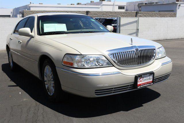 2006 Lincoln Town Car Signature Li
